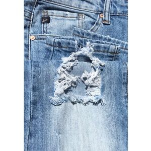 KanCan Jeans - 🆕 ➳ KanCan Mid-Rise Super Distressed Jeans